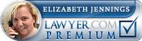 Elizabeth Jennings  Lawyer Badge
