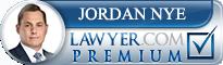 Jordan Nye  Lawyer Badge