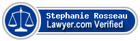 Stephanie Vaughn Rosseau  Lawyer Badge