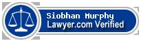 Siobhan Catherine Murphy  Lawyer Badge