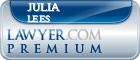 Julia Ellen Lees  Lawyer Badge