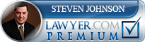 Steven D. Johnson  Lawyer Badge