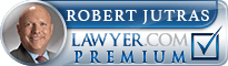 Robert A. Jutras  Lawyer Badge