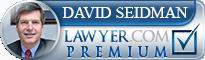 David Samuel Seidman  Lawyer Badge
