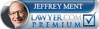 Jeffrey Leonard Ment  Lawyer Badge