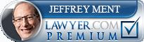 Jeffrey Leonard Ment  Lawyer Badge