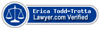 Erica Weyer Todd-Trotta  Lawyer Badge