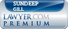 Sundeep K Gill  Lawyer Badge