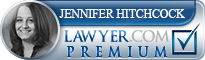 Jennifer L. Hitchcock  Lawyer Badge