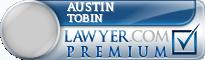 Austin B Tobin  Lawyer Badge