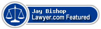 Jay Bishop  Lawyer Badge