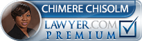 Chimere Trimble  Lawyer Badge