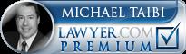 Michael Taibi  Lawyer Badge