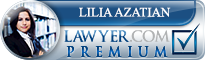 Lilia Azatian  Lawyer Badge