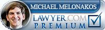 Michael Melonakos  Lawyer Badge