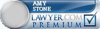 Amy Rene Stone  Lawyer Badge