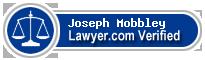 Joseph Clyde Mobbley  Lawyer Badge