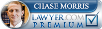 Chase Matt-Hugh Morris  Lawyer Badge