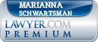 Marianna Schwartsman  Lawyer Badge