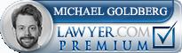 Michael A. Goldberg  Lawyer Badge