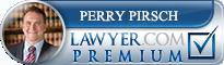 Perry Pirsch  Lawyer Badge