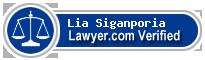 Lia Y. Siganporia  Lawyer Badge