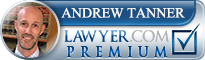 Andrew Tanner  Lawyer Badge