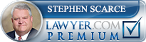 Stephen Scarce  Lawyer Badge