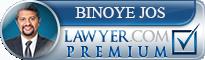 Binoye Jos  Lawyer Badge
