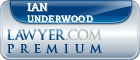 Ian Russell Underwood  Lawyer Badge