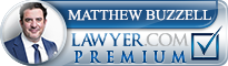 Matthew Buzzell  Lawyer Badge