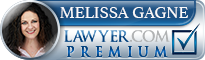 Melissa Gagne  Lawyer Badge