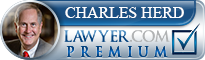 Charles F Herd  Lawyer Badge