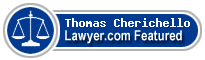 Thomas James Cherichello  Lawyer Badge