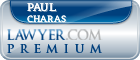 Paul Jared Charas  Lawyer Badge