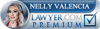 Nelly Valencia  Lawyer Badge