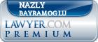 Nazly Aileen Bayramoglu  Lawyer Badge