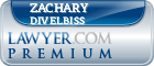 Zachary Jacob Divelbiss  Lawyer Badge