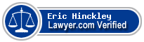Eric W. Hinckley  Lawyer Badge