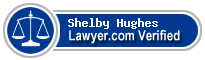 Shelby Noel Hughes  Lawyer Badge