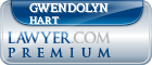 Gwendolyn Froeschner Hart  Lawyer Badge