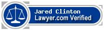 Jared Sebastian Clinton  Lawyer Badge