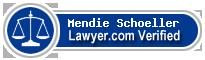 Mendie Giles Schoeller  Lawyer Badge
