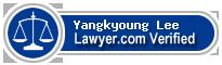 Yangkyoung Lee  Lawyer Badge