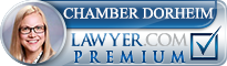Chamber Dorheim  Lawyer Badge