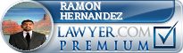 Ramon Hernandez  Lawyer Badge