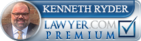 Kenneth W. Ryder  Lawyer Badge