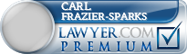 Carl N. Frazier-Sparks  Lawyer Badge