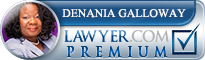 Denania Lanelle Galloway  Lawyer Badge