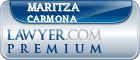 Maritza Migdalia Carmona  Lawyer Badge